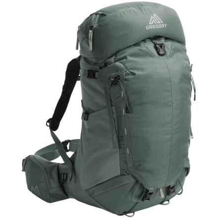 Gregory Amber 44 Backpack - Internal Frame (For Women) in Thyme Green - Closeouts