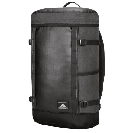 Gregory Avenues Millcreek Backpack - 25L in Asphalt Black - Closeouts c3d9108f44787