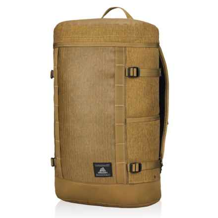 Gregory Avenues Millcreek Backpack in Curbside Khaki - Closeouts