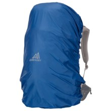 Gregory Backpack Rain Cover - Small in Royal Blue - Closeouts