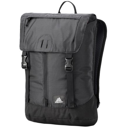 ffeaaf887a5a Gregory Baffin Backpack in Ink Black - Closeouts