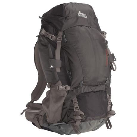 Gregory Baltoro 65 Backpack - Internal Frame in Iron Gray