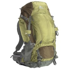 Gregory Baltoro 65 Backpack - Internal Frame in Moss Green - Closeouts