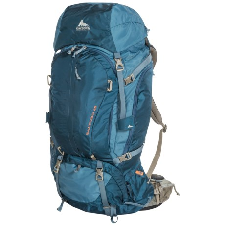 Gregory Baltoro 65 Backpack - Internal Frame in Prussian Blue