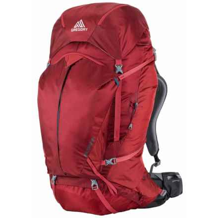 Gregory Baltoro 85L Backpack - Internal Frame in Spark Red - Closeouts