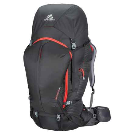 Gregory Baltoro Pro 95L Backpack - Internal Frame in Volcanic Black - Closeouts