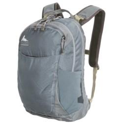 Gregory Border 18 Backpack in Tule Blue