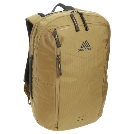 Gregory Border 25L Backpack in Dijon Yellow