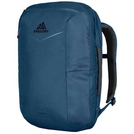 Gregory Border 25L Backpack in Indigo Blue