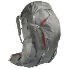 Gregory Cairn 58 Backpack - Internal Frame (For Women) in Magnetic Grey - Closeouts