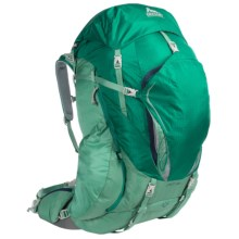 Gregory Cairn 58 Backpack - Internal Frame (For Women) in Teal Green - Closeouts