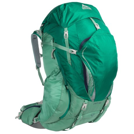 d114ae0cc77b Gregory Cairn 58 Backpack - Internal Frame (For Women) in Teal Green