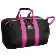 Gregory Carry All Duffel Bag in Black - Closeouts