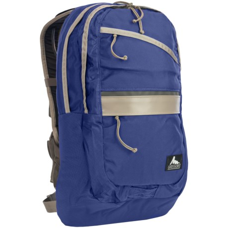 Gregory Circuit Day Backpack - 18L in Halo Blue