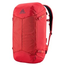 Gregory Compass Backpack - 30L in Flame Red - Closeouts