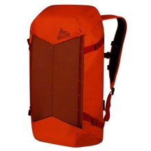 Gregory Compass Backpack - 30L in Radiant Orange - Closeouts