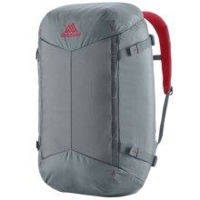 Gregory Compass Backpack - 40L in Carbon Grey - Closeouts