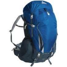 Gregory Contour 50 Backpack - Internal Frame in Reflex Blue - Closeouts