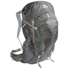 Gregory Contour 60 Backpack - Internal Frame in Graphite Grey - Closeouts