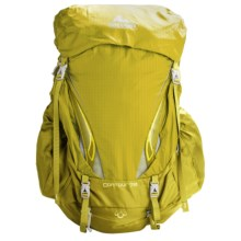 Gregory Contour 70 Backpack - Internal Frame in Electric Yellow - Closeouts