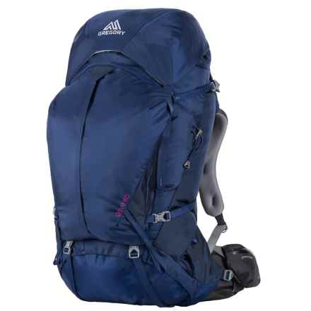 Gregory Deva 60 Backpack - Internal Frame (For Women) in Egyptian Blue - Closeouts
