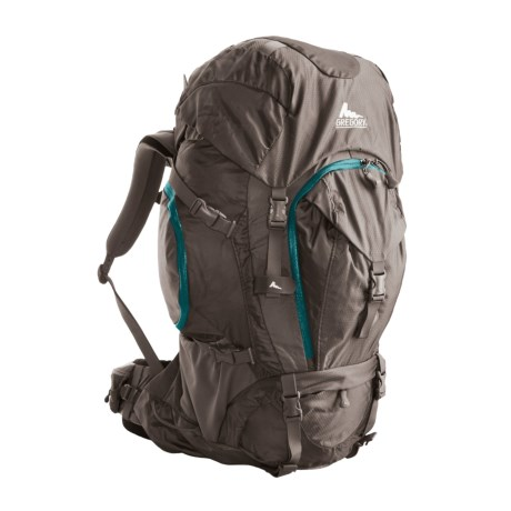 Gregory Deva 60 Backpack - Internal Frame (For Women) in Seneca Rock
