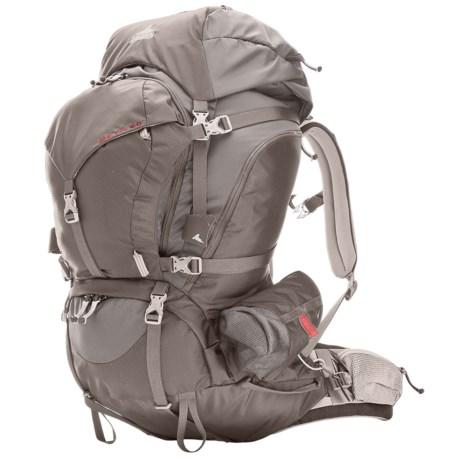 Gregory Deva 60 Backpack - Internal Frame (For Women) in Sepia Gray