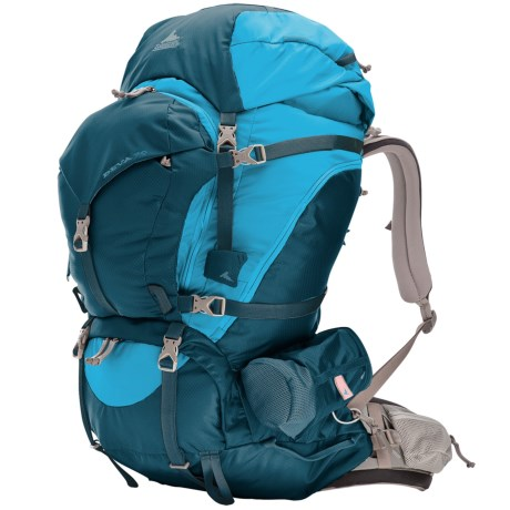 Gregory Deva 70 Backpack - Internal Frame (For Women) in Bodega Blue
