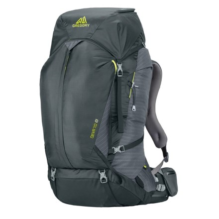 Gregory Deva Goal Zero 70L Backpack - Internal Frame (For Women) in Volt  Grey 7eeb99f08f015