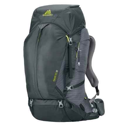Gregory Deva Goal Zero 70L Backpack - Internal Frame (For Women) in Volt Grey - Closeouts
