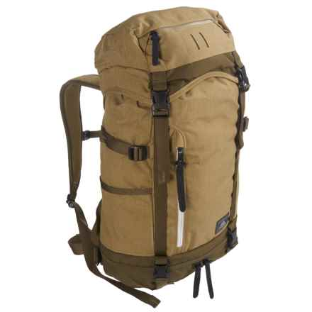 Gregory Explore Boone Backpack - 30L, Laptop Sleeve in Brushed Khaki - Closeouts