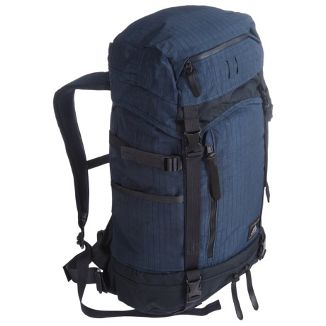 Gregory Explore Boone Backpack - 30L, Laptop Sleeve in Pacific Blue
