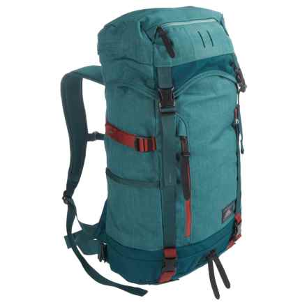 Gregory Explore Boone Backpack - 30L, Laptop Sleeve in Topaz/Crimson - Closeouts