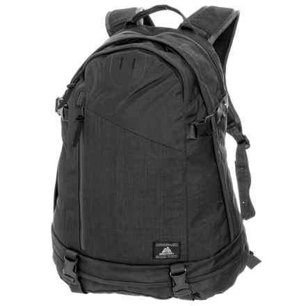 Gregory Explore Muir Backpack - 29L in Ebony Black - Closeouts