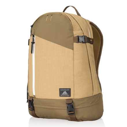 Gregory Explore Muir Backpack in Brushed Khaki - Closeouts