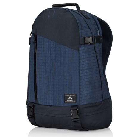 Gregory Explore Muir Backpack in Pacific Blue