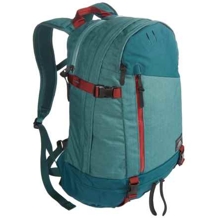Gregory Explore Muir Backpack in Topaz/Crimson - Closeouts