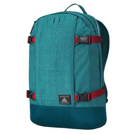 Gregory Explore Peary 22L Backpack in Topaz/Crimson - Closeouts