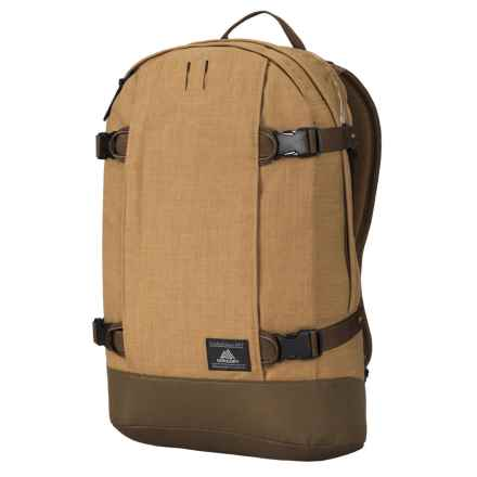 Gregory Explore Peary Backpack - 22L in Brushed Khaki - Closeouts