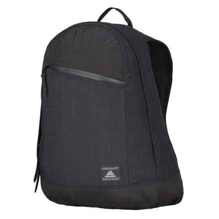Gregory Explore Powell Backpack in Ebony Black - Closeouts