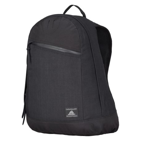 Gregory Explore Powell Backpack in Ebony Black