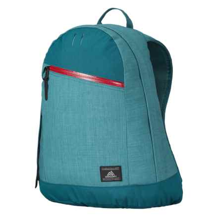 Gregory Explore Powell Backpack in Topaz/Crimson - Closeouts