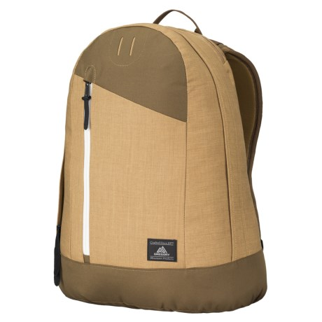Gregory Explore Workman 28L Backpack in Brushed Khaki