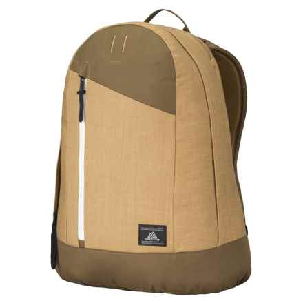 Gregory Explore Workman Backpack in Brushed Khaki - Closeouts