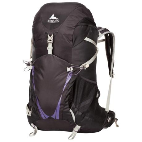 Gregory Freia 30 Backpack (For Women) in Ink Black