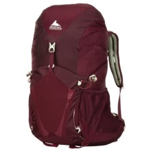 Gregory Freia 38 Backpack (For Women) in Phoenix Red - Closeouts