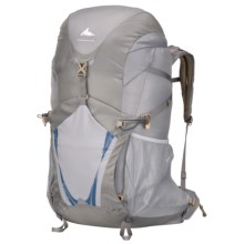 Gregory Freia 38 Backpack (For Women) in Seal Grey - Closeouts