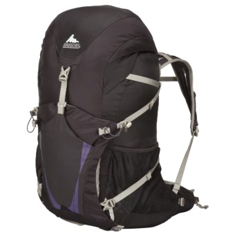 Gregory Freia 38 Daypack (For Women) in Ink Black