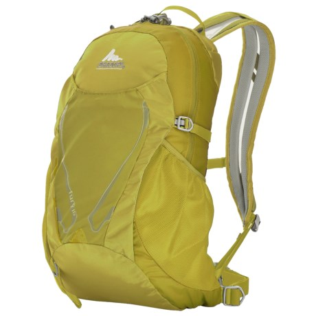 Gregory Fury 16 Backpack in Electric Yellow