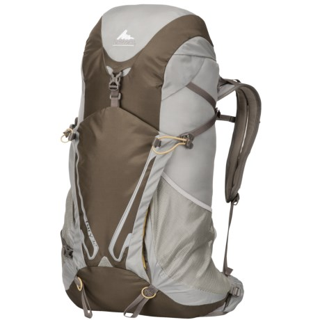 Gregory Fury 32 Backpack in Granite Grey